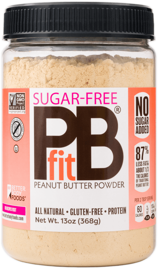PBfit Sugar Free Peanut Butter Powder