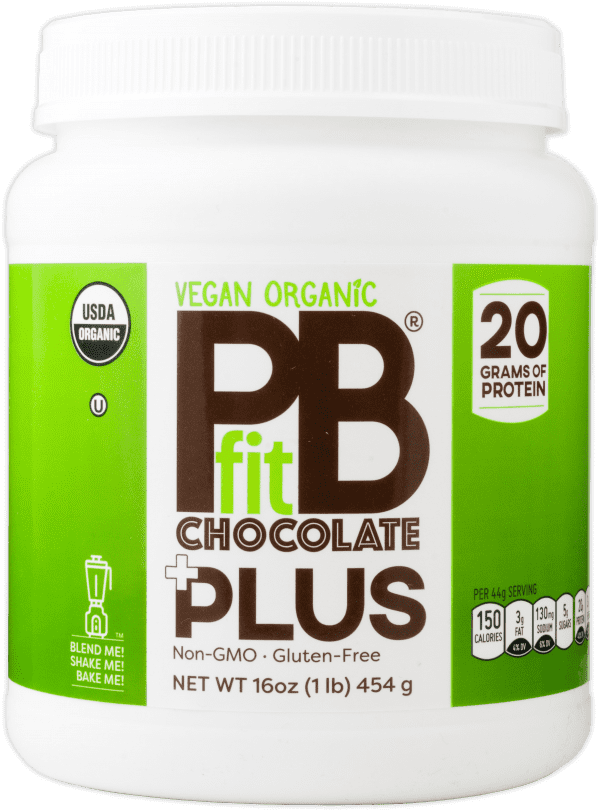 PBfit Plus Vegan Organic Chocolate